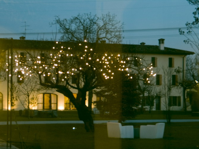 fiume, lights decoration