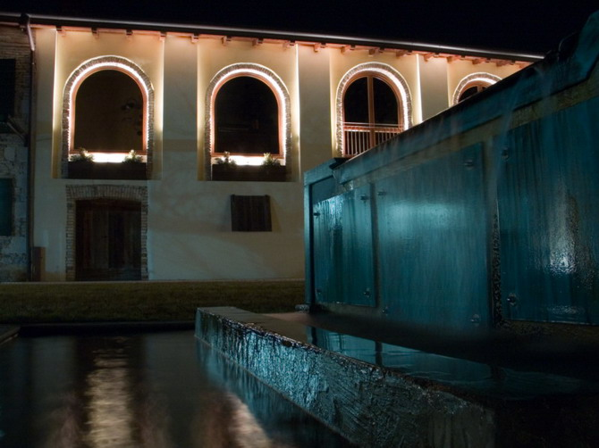 fiume, villa bassi by night #2
