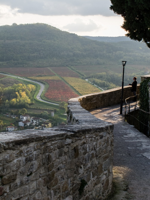 motovun, 4 colours