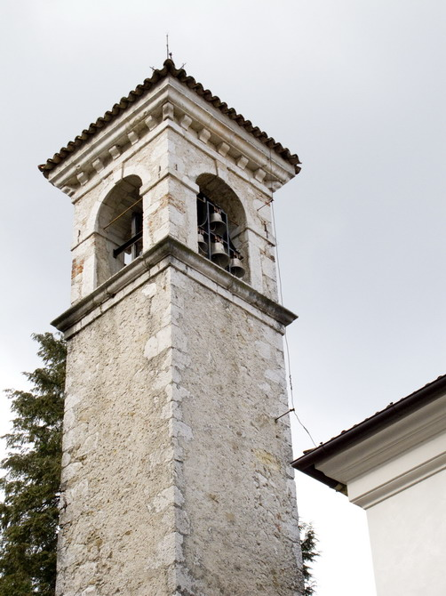 maniago, bell tower