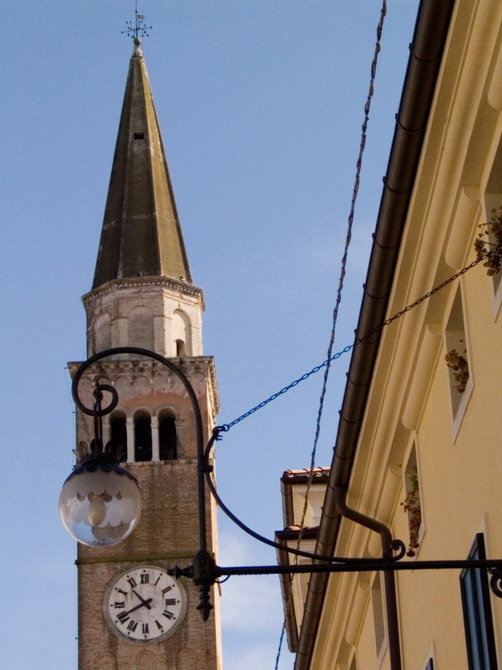 san vito, bell tower